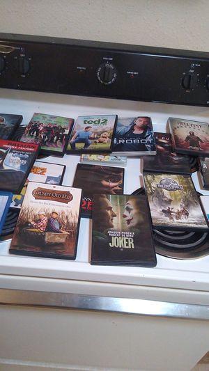 DVD bundle for Sale in Porterville, CA