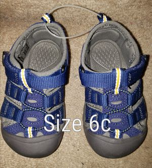 Toddlers Keen Blue/Gray size 6c kids for Sale in Renton, WA