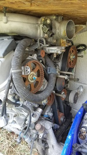 1999 Acura tl motor for ((Parts)) for Sale in Azalea Park, FL