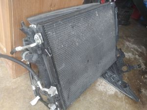 2015 dodge charger radiator and condensor for Sale in Mesquite, TX
