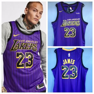 Lakers City Edition Lebron James Jersey for Sale in Los Angeles, CA