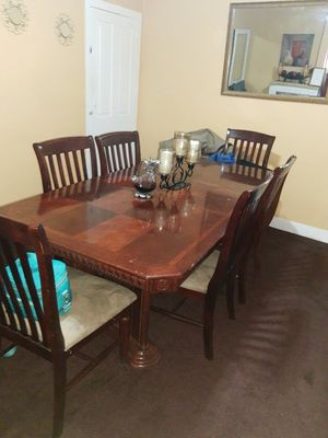 Dining room table china cabinet for Sale in Bristol, PA