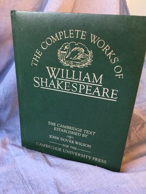 The Complete Works of William Shakespeare for Sale in Huntington Beach, CA