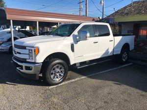 2018 Ford F-350 Super Duty Diesel for Sale in Marysville, WA