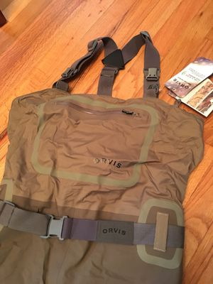 Orvis Silver Sonic Women's waders size Sm Reg for Sale in Clackamas, OR
