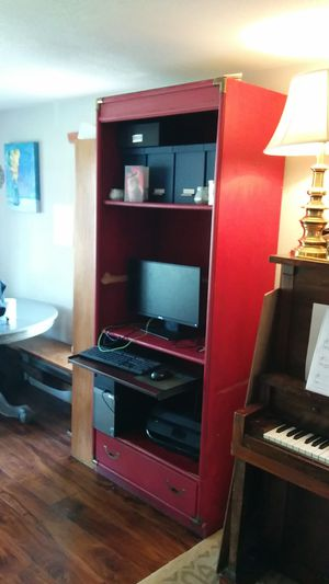 Great big red shelves! for Sale in Greeley, CO