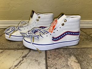 White Vans for Sale in Hanford, CA