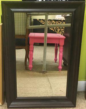 Black Framed Wall Mirror for Sale in Philadelphia, PA