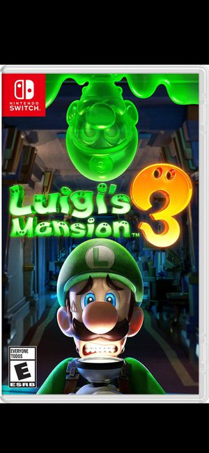 Luigi's Mansion 3 for Sale in Trenton, NJ