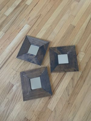 Wooden mirrors for Sale in Los Angeles, CA