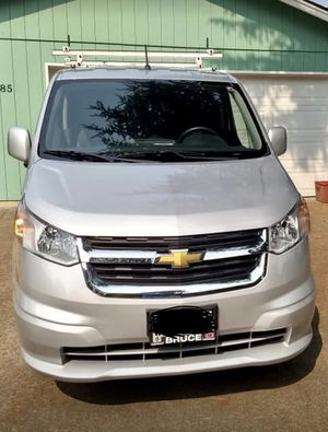 2015 Chevy City Express Work Van with Customized Racks for Sale in Portland, OR