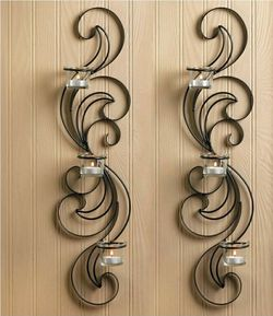 NEW Wisp Candle Sconce Set for Sale in Holly Hill,  FL