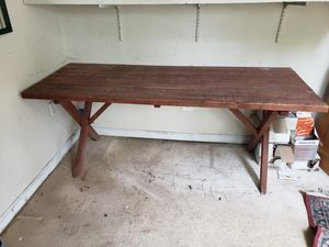 6 ft picnic table for Sale in Annandale, VA