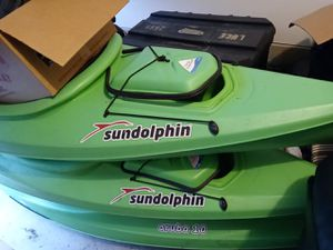 2 Sundolphin kayaks for Sale in Vancouver, WA