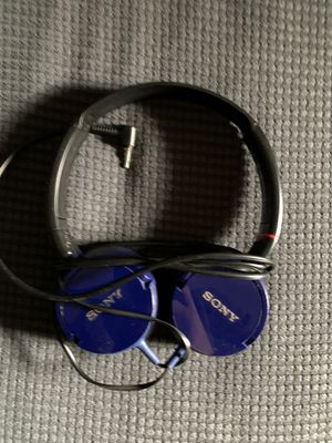 Sony Headphones for Sale in Belmont, MA