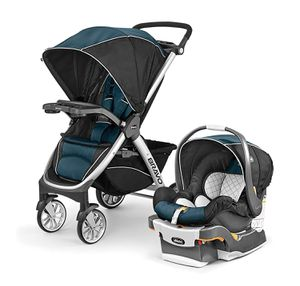 Chico Bravo Trío Travel System for Sale in Kenmore, WA