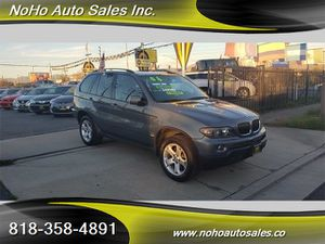 2006 BMW X5 3.0i for Sale in Los Angeles, CA