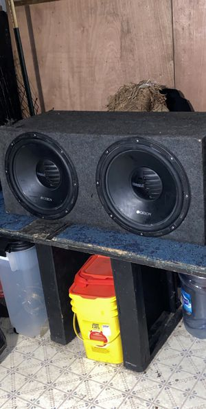 Orion 15 inch subwoofers for Sale in Oak Lawn, IL