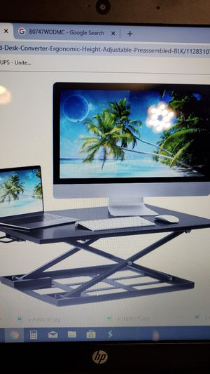 Mount it sit-stand desk for Sale in Peoria, IL