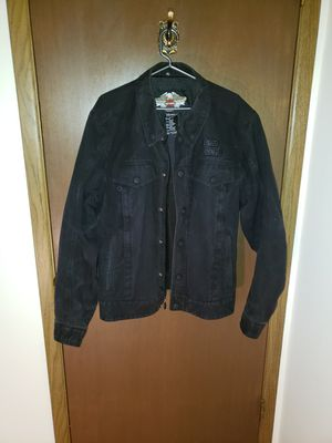 Harley Davidson Denim jacket size XL for Sale in Novi, MI