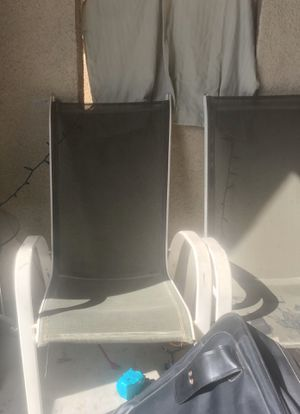 Garden chairs for Sale in Pittsburg, CA