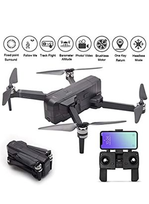 GPS Drone MOSTOP SJRC F11 5G WiFi FPV RC Quadcopter Foldable Drone 1080P Video Recording Camera App Control iOS Android One-Key RTH Follow Me 3D Visu for Sale in Los Angeles, CA