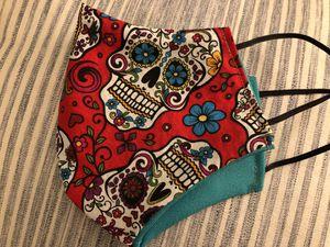 Dia de los muertos face mask for Sale in Hayward, CA