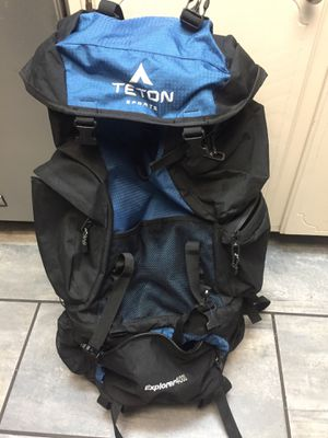 TETON SPORTS Explore 4000 backpack for Sale in Kent, WA