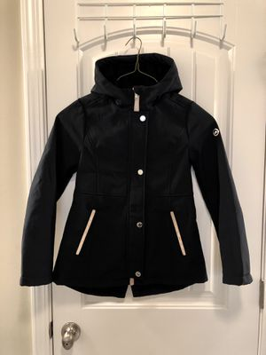 Michael Kors soft shell hooded jacket girls size 14 NEW with tag. for Sale in Lawrenceville, GA