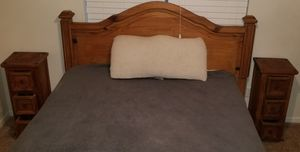 Queen size bedroom set for Sale in Texas City, TX
