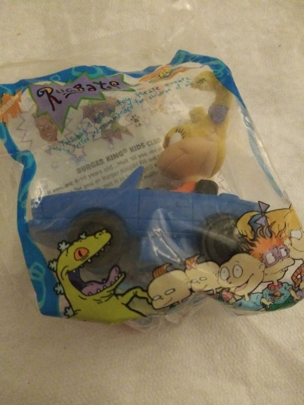 Vintage the rugrats movie McDonald's angelica toy