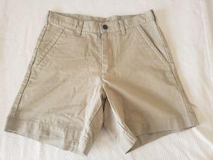 Mens Patagonia Organic cotton hiking shorts for Sale in Woodstock, GA