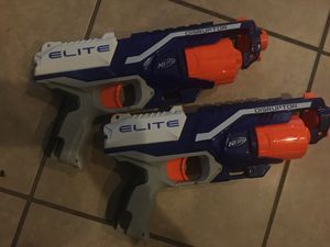 Nerf Elite Disruptor blaster for Sale in Melbourne Village, FL