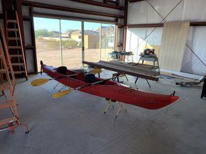 Tandem kayak 15' for Sale in San Tan Valley, AZ