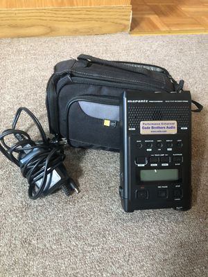 Marantz PMD660 Recorder for Sale in Philadelphia, PA
