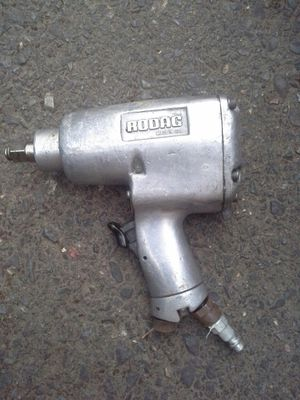 Rodac Air Pneumatic Impact Wrench for Sale in Portland, OR