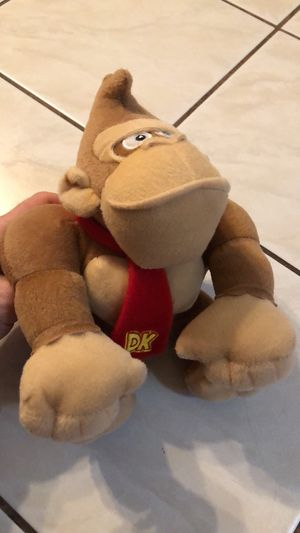 Donkey Kong Plushy! for Sale in Chicago, IL