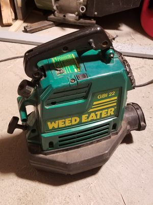 Weed eater leaf blower for Sale in Brier, WA