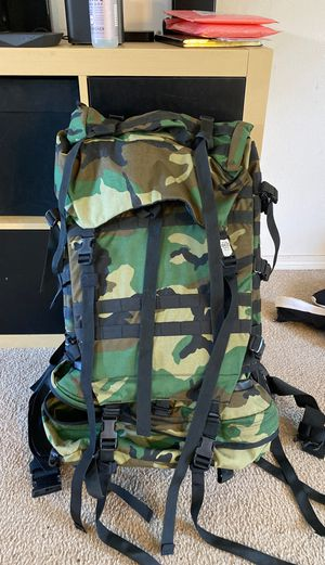 Gregory military backpack Made USA Spear UM 21. Hiking/Backpacking for Sale in Lacey, WA