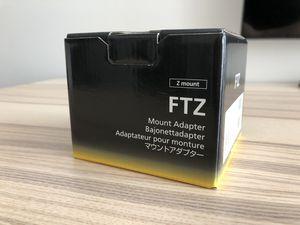 Nikon FTZ Mount Adapter (New/Unopened) for Sale in Irvine, CA