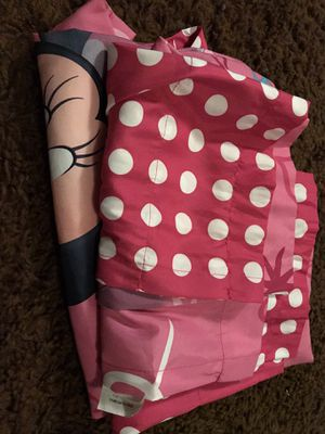 Minnie Mouse curtains for Sale in Knoxville, TN