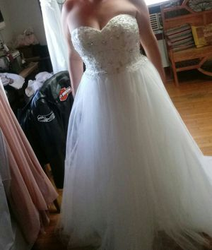 Wedding Dress OBO for Sale in Reynoldsburg, OH