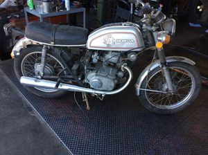 1975 Honda motorcycle cb 200 engine for Sale in Dinuba, CA