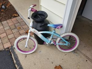 "Girls 16"" bike for Sale in Joliet, IL"