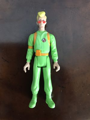 Vintage RARE The Real Ghostbusters Slimed Heroes Egon Action Figure Very Good Condition Shipping Only for Sale in St. Clair Shores, MI