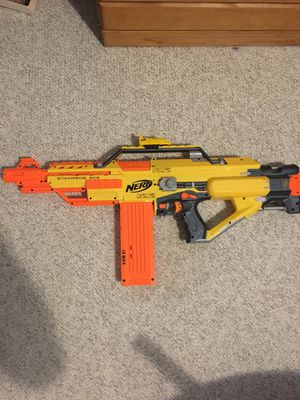 Nerf guns and clips for Sale in Sandy, UT
