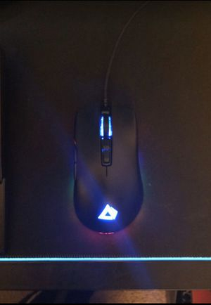 Rgb gameing mouse for sale!!!! for Sale in Gaithersburg, MD