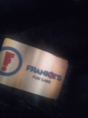 Frankie Fun Card for Sale in Columbia, SC