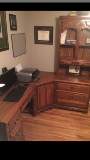 4 piece desk for Sale in St. Peters, MO