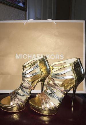 Authentic Michael Kors Heels for Sale in Beaumont, CA
